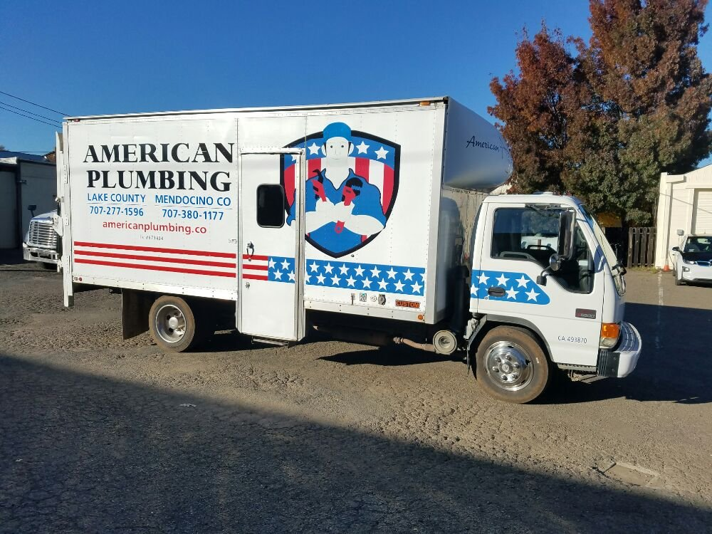 Plumbing Contractor in Ukiah, CA